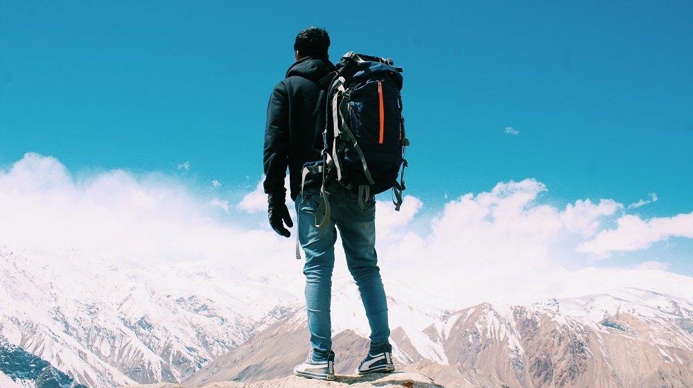 escursione montagna inverno
